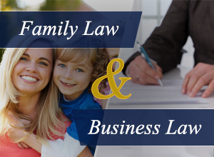 Family Law & Business Law